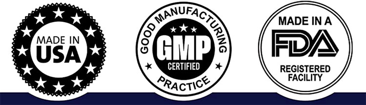 Phyllotex® is Made in USA - Phyllotex is Made in a FDA Registered Facility that is GMP Certified